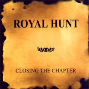 Royal Hunt - Closing the Chapter cover art