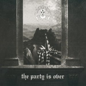 Lacrimosa - The Party Is Over cover art