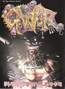 Gwar - Blood Drive 2002 cover art