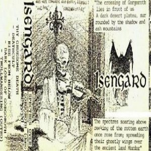 Isengard - Spectres over Gorgoroth cover art
