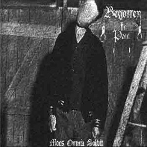 Begotten in Pain - Mors Omnia Solvit cover art