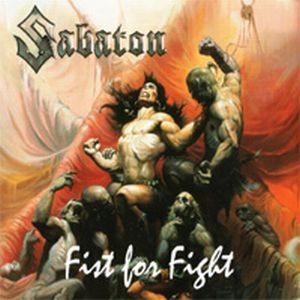 Sabaton - Fist for Fight cover art