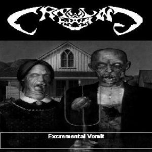 Crawling Death - Excremental Vomit cover art