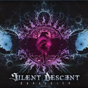 Silent Descent - Duplicity cover art