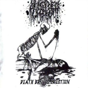 Shredded Corpse - Death Brings Erection cover art