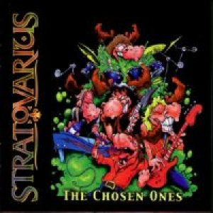 Stratovarius - The Chosen Ones cover art