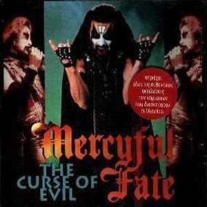 Mercyful Fate - The Curse of Evil cover art