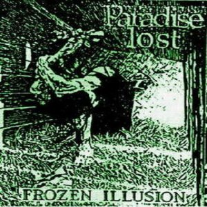 Paradise Lost - Frozen Illusion cover art