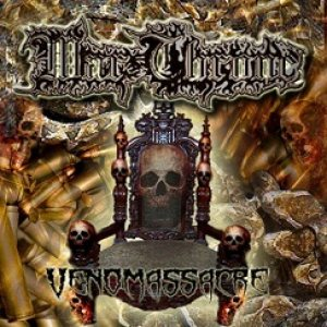 Warthrone - Venomassacre cover art