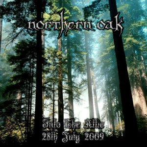 Northern Oak - Into the Attic, 28th July 2009 cover art
