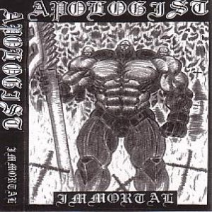 Apologist - Immortal cover art