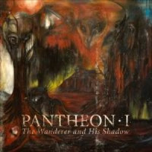 Pantheon I - The Wanderer and His Shadow cover art