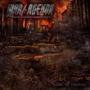 War Agenda - Night of Disaster cover art