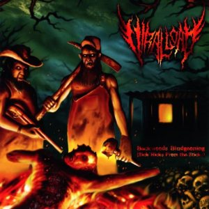 Viral Load - Backwoods Bludgeoning (Sick Hicks from the Sticks) cover art