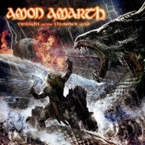 Amon Amarth - Twilight of the Thunder God cover art
