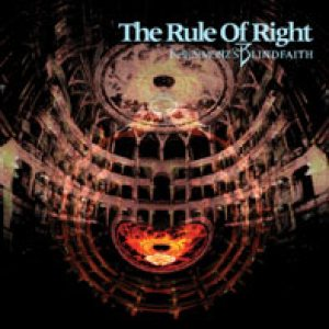 Kelly Simonz's Blind Faith - The Rule of Right cover art