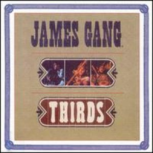James Gang - Thirds cover art