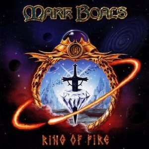 Mark Boals - Ring of Fire cover art
