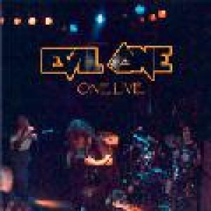 Evil One - One Live cover art
