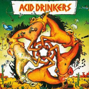 Acid Drinkers - Vile Vicious Vision cover art