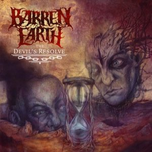 Barren Earth - The Devil's Resolve cover art