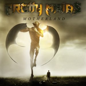 Pretty Maids - Motherland cover art