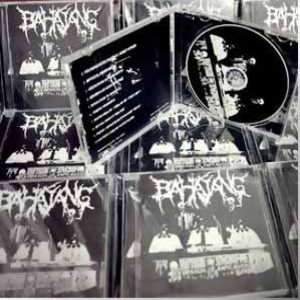 Bahajang - Extirpation of Rapscallion cover art