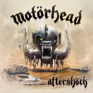 Motörhead - Aftershock cover art