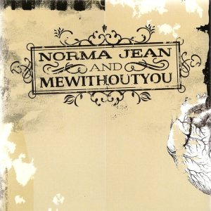 Norma Jean - Norma Jean / mewithoutYou cover art