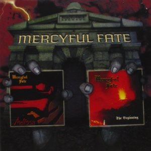 Mercyful Fate - Melissa / the Beginning cover art