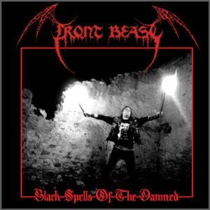 Front Beast - Black Spells of the Damned cover art