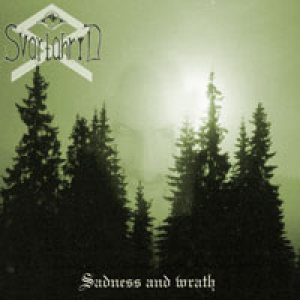Svartahrid - Sadness and Wrath cover art