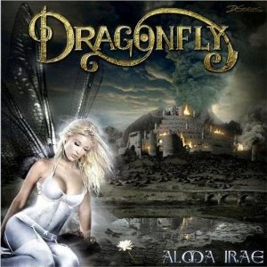 Dragonfly - Alma Irae cover art