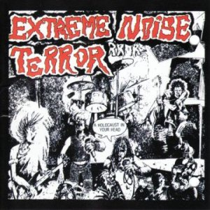 Extreme Noise Terror - A Holocaust in Your Head (re-recording) cover art