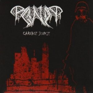Paganizer - Carnage Junkie cover art