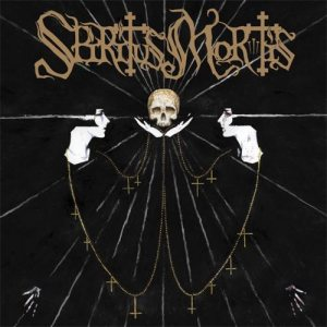 Spiritus Mortis - The God Behind the God cover art