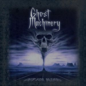 Ghost Machinery - Out for Blood cover art