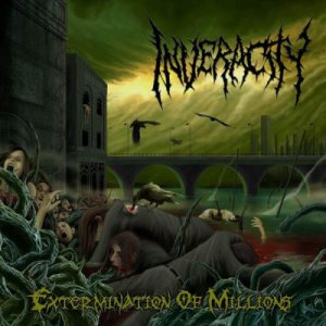 Inveracity - Extermination of Millions cover art