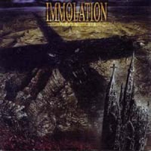 Immolation - Unholy Cult cover art