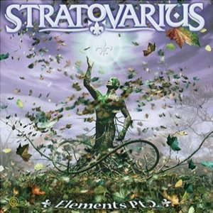 Stratovarius - Elements Pt.2 cover art