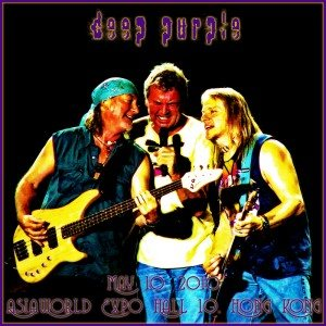 Deep Purple - Asia World Expo Hall Hong Kong
