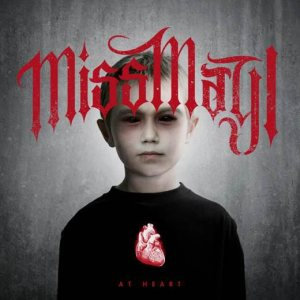 Miss May I - At Heart cover art
