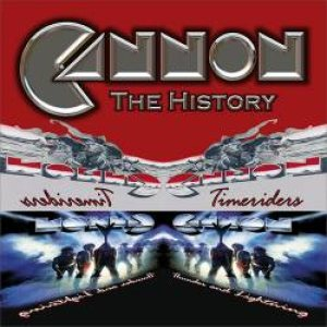 Cannon - The History cover art