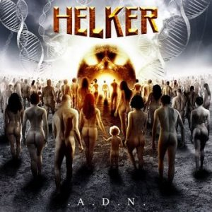 Helker - A.D.N. cover art