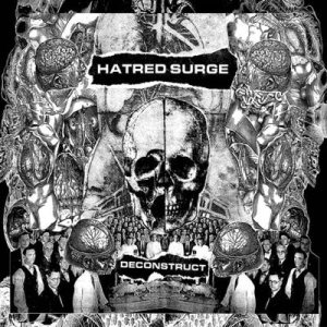 Hatred Surge - Collection 2008-2009 cover art