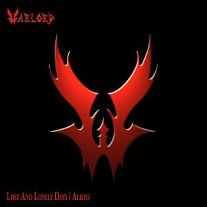 Warlord - Lost and Lonely Days cover art