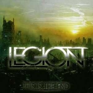 Legion - This Is the End cover art