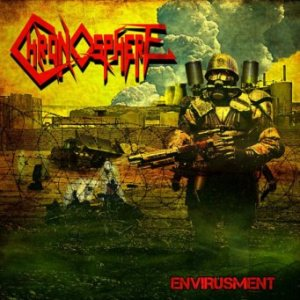 Chronosphere - Envirusment cover art