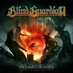 Blind Guardian - Twilight of the Gods cover art