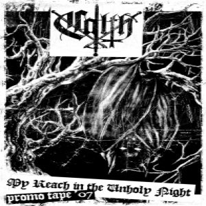 Calth - My Reach in the Unholy Night cover art